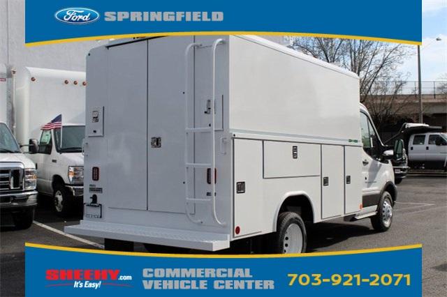 2019 Transit 350 HD DRW 4x2,  Reading Aluminum CSV Service Utility Van #GA67039 - photo 6