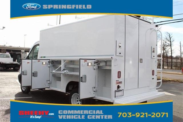 2019 Transit 350 HD DRW 4x2,  Reading Aluminum CSV Service Utility Van #GA67039 - photo 8