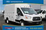 2019 Transit 350 HD DRW 4x2,  Reading Aluminum CSV Service Utility Van #GA67039 - photo 3