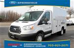 2019 Transit 350 HD DRW 4x2,  Reading Aluminum CSV Service Utility Van #GA67039 - photo 1