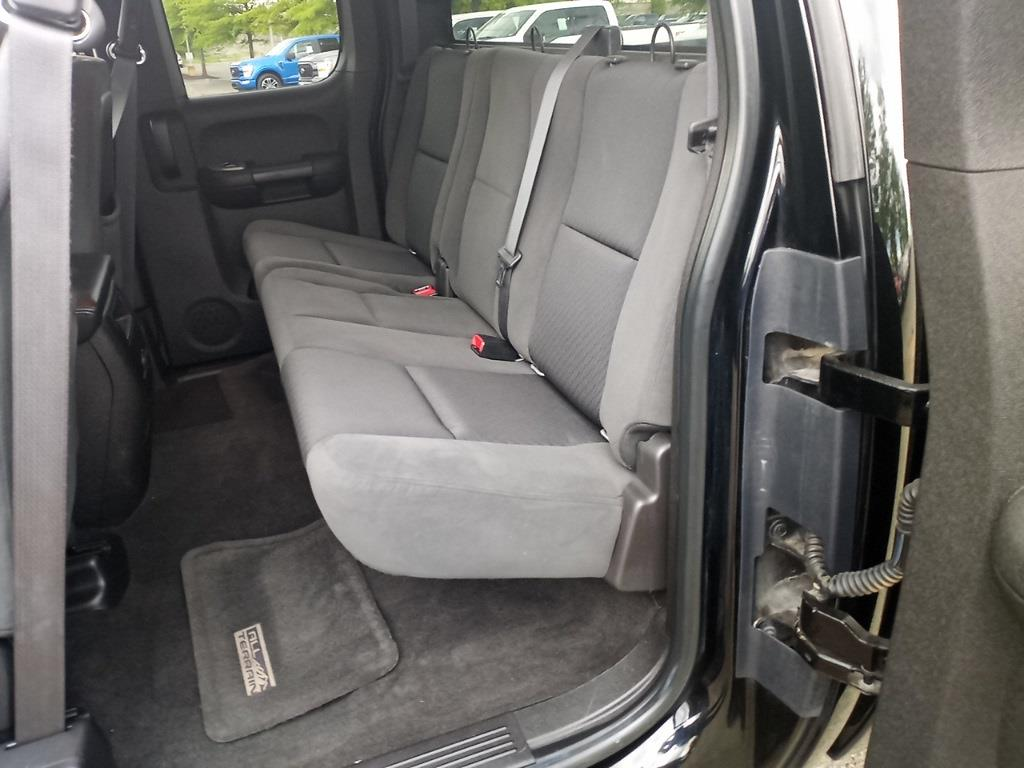 2008 GMC Sierra 1500 Extended Cab 4x4, Pickup #GA67089A - photo 14