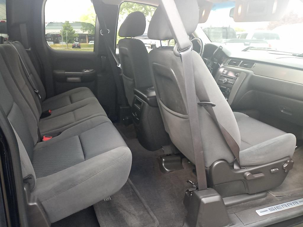 2008 GMC Sierra 1500 Extended Cab 4x4, Pickup #GA67089A - photo 50