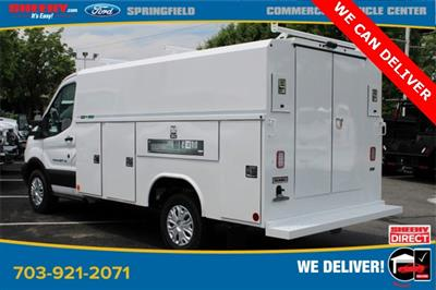 2019 Transit 350 4x2, Reading Aluminum CSV Service Utility Van #GA67102 - photo 5