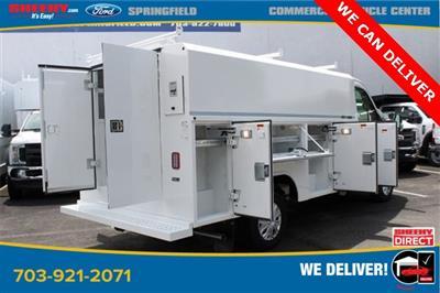 2019 Transit 350 4x2, Reading Aluminum CSV Service Utility Van #GA67102 - photo 9