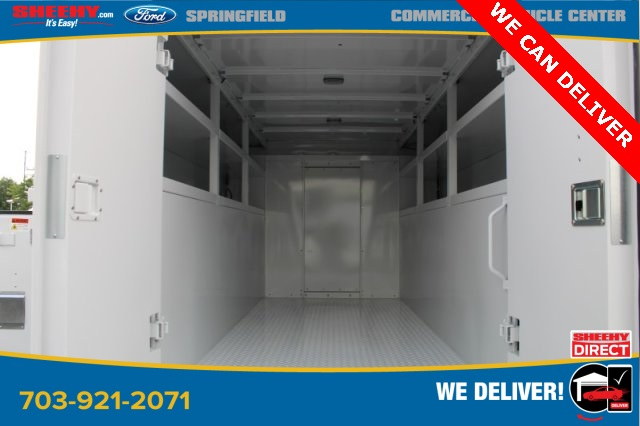 2019 Ford Transit 350 4x2, Reading Aluminum CSV Service Utility Van #GA67103 - photo 12