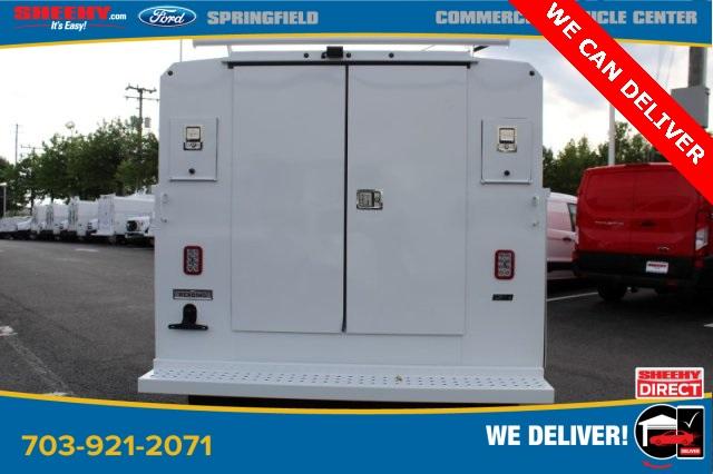2019 Transit 350 4x2,  Reading Aluminum CSV Service Utility Van #GA67103 - photo 5