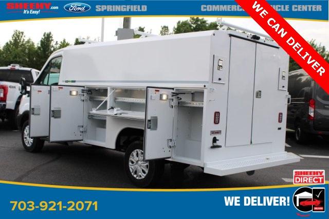 2019 Transit 350 4x2,  Reading Aluminum CSV Service Utility Van #GA67103 - photo 7