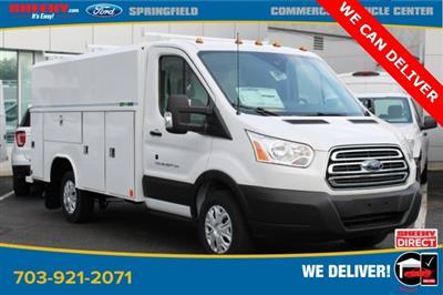 2019 Transit 350 4x2,  Reading Aluminum CSV Service Utility Van #GA67103 - photo 1