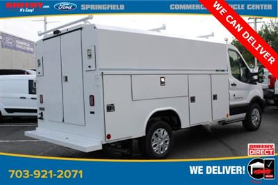 2019 Transit 350 4x2,  Reading Aluminum CSV Service Utility Van #GA67103 - photo 2