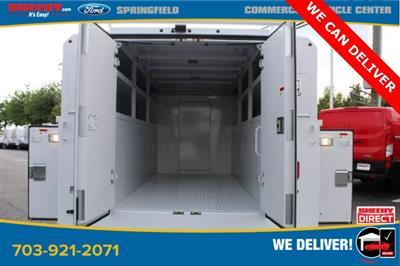 2019 Transit 350 4x2,  Reading Aluminum CSV Service Utility Van #GA67103 - photo 8
