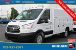 2019 Transit 350 4x2,  Reading Aluminum CSV Service Utility Van #GA67103 - photo 3