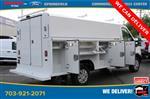 2019 Transit 350 4x2,  Reading Aluminum CSV Service Utility Van #GA67103 - photo 6