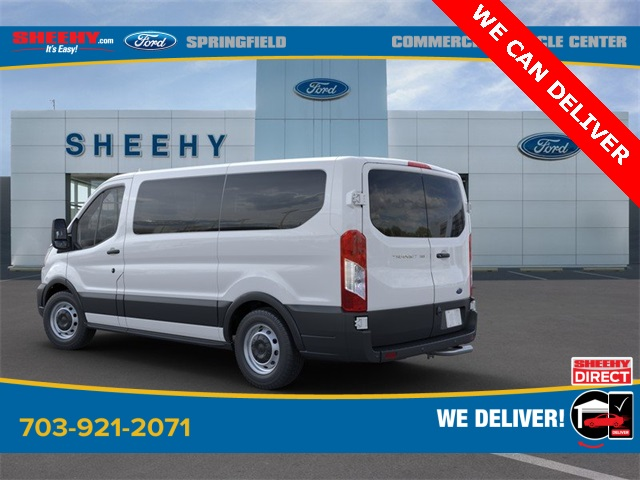 2020 Transit 150 Low Roof RWD, Passenger Wagon #GA68254 - photo 1