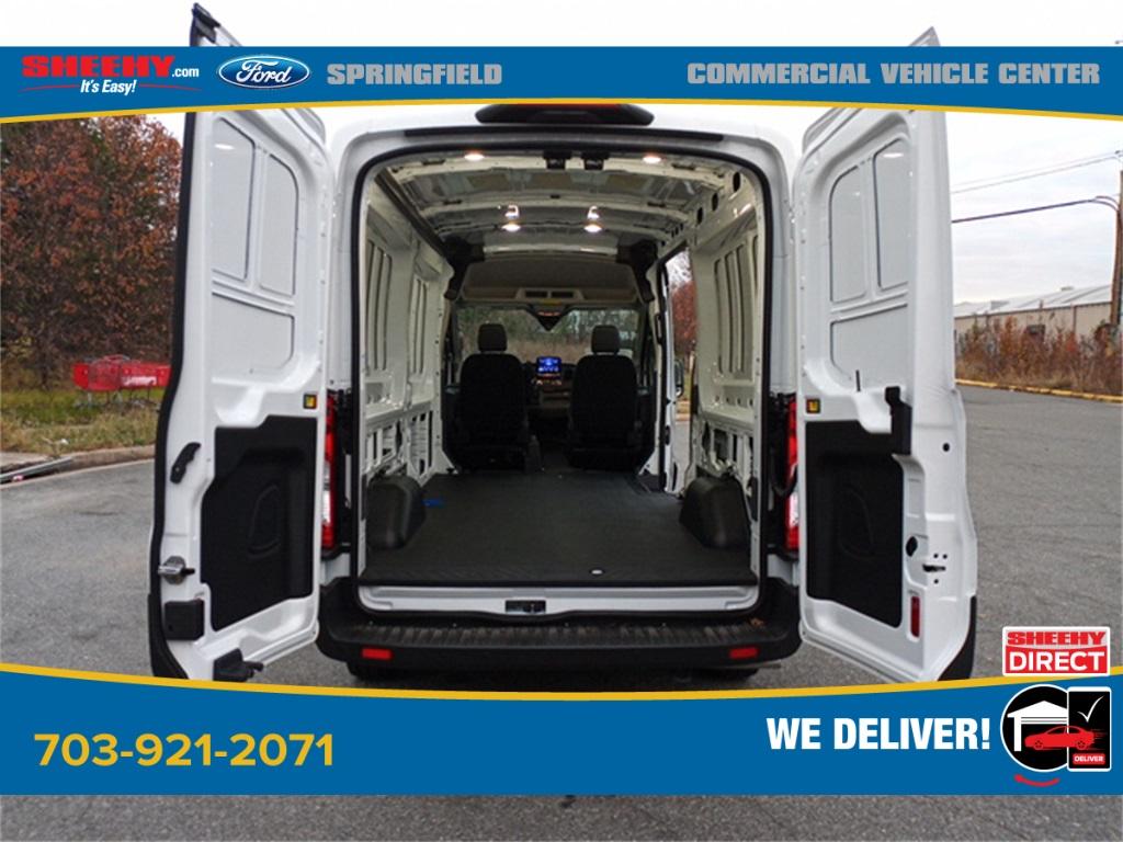 2020 Ford Transit 150 Med Roof 4x2, Empty Cargo Van #GA68318 - photo 2