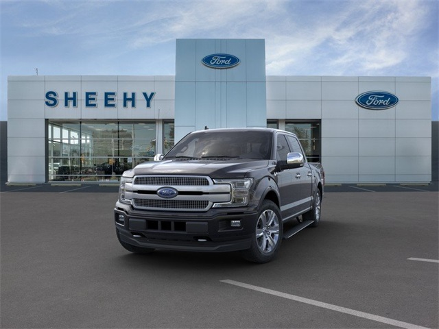 2020 F-150 SuperCrew Cab 4x4, Pickup #GA69064 - photo 3