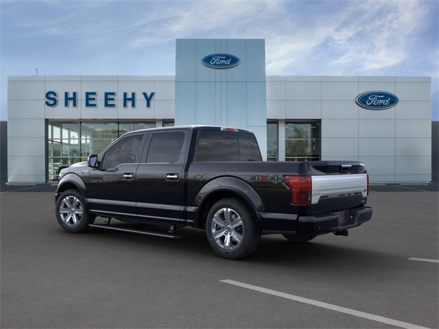 2020 F-150 SuperCrew Cab 4x4, Pickup #GA69064 - photo 1