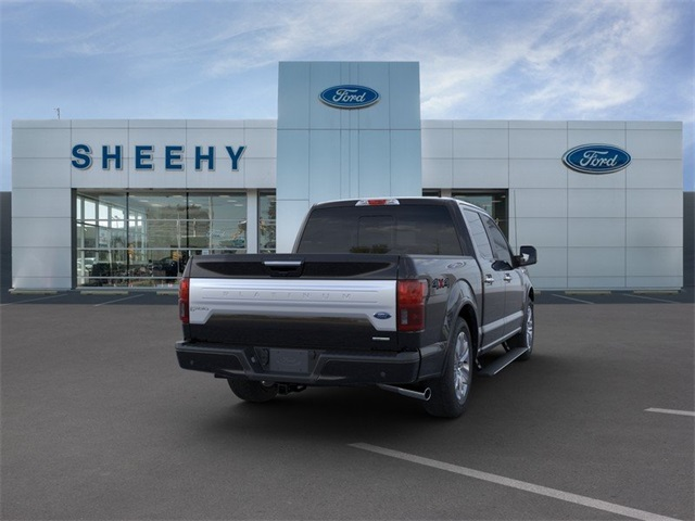 2020 F-150 SuperCrew Cab 4x4, Pickup #GA69064 - photo 8