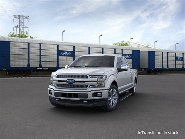 2020 F-150 SuperCrew Cab 4x4, Pickup #GA69066 - photo 3