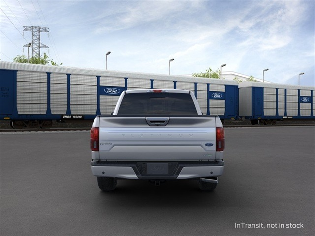 2020 F-150 SuperCrew Cab 4x4, Pickup #GA69066 - photo 5