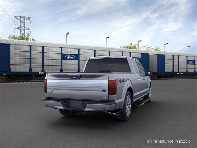 2020 F-150 SuperCrew Cab 4x4, Pickup #GA69066 - photo 8