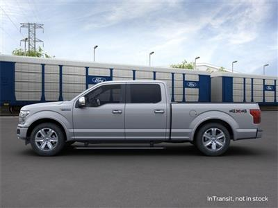 2020 F-150 SuperCrew Cab 4x4, Pickup #GA69066 - photo 4