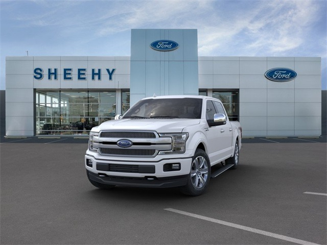 2020 F-150 SuperCrew Cab 4x4, Pickup #GA69068 - photo 3