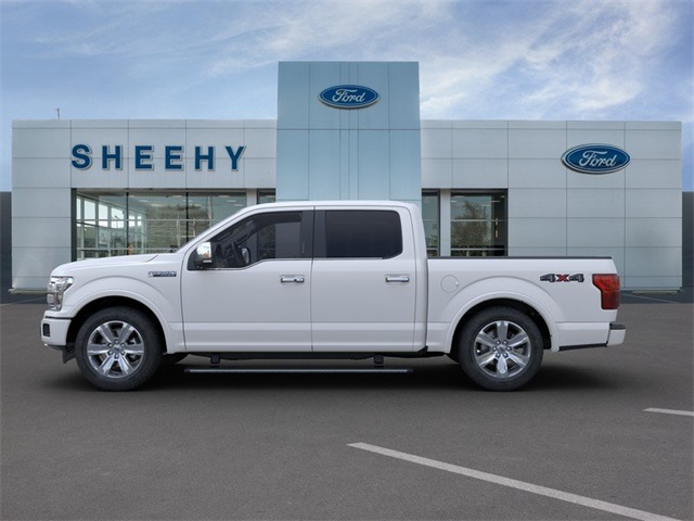 2020 F-150 SuperCrew Cab 4x4, Pickup #GA69068 - photo 4