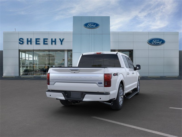 2020 F-150 SuperCrew Cab 4x4, Pickup #GA69068 - photo 8
