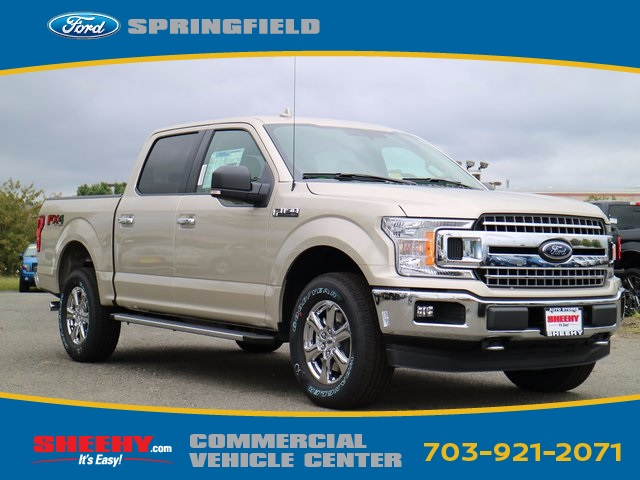 2018 F-150 SuperCrew Cab 4x4, Pickup #GA69594 - photo 3