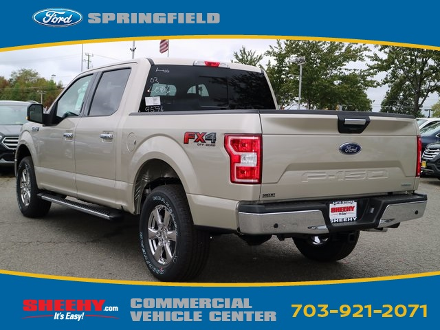 2018 F-150 SuperCrew Cab 4x4, Pickup #GA69594 - photo 2