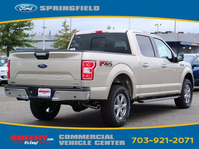 2018 F-150 SuperCrew Cab 4x4, Pickup #GA69594 - photo 4