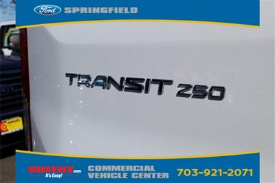 2019 Transit 250 Low Roof 4x2,  Empty Cargo Van #GA69599 - photo 7