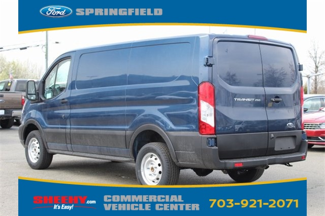 2019 Transit 250 Low Roof 4x2,  Empty Cargo Van #GA69601 - photo 4