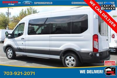 2019 Transit 350 Med Roof 4x2, Passenger Wagon #GA69719 - photo 2