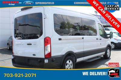 2019 Transit 350 Med Roof 4x2, Passenger Wagon #GA69719 - photo 4