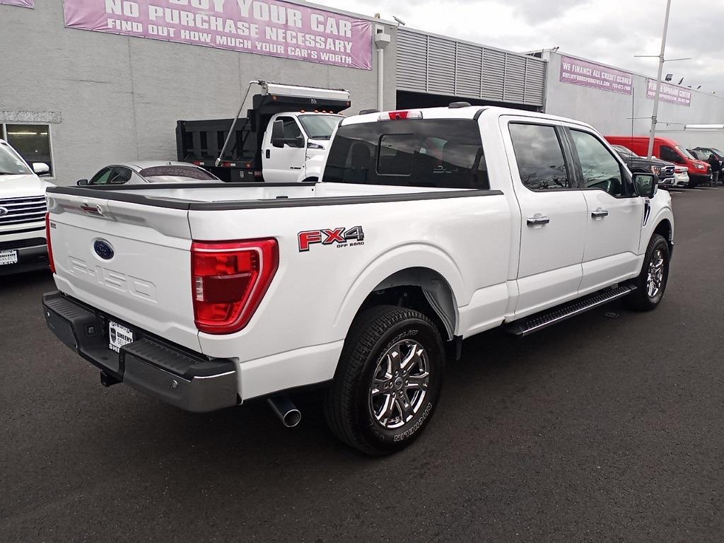 2021 Ford F-150 SuperCrew Cab 4x4, Pickup #GA76546 - photo 22