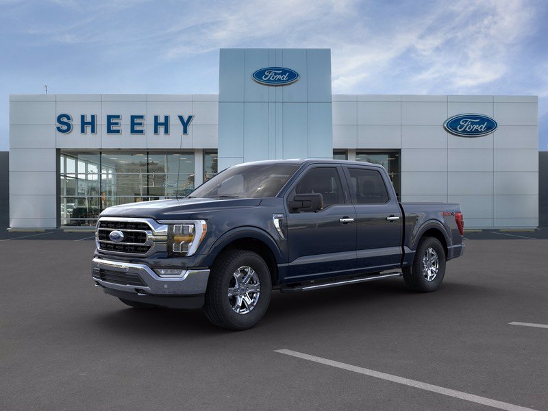 2021 Ford F-150 SuperCrew Cab 4x4, Pickup #GA76547 - photo 4