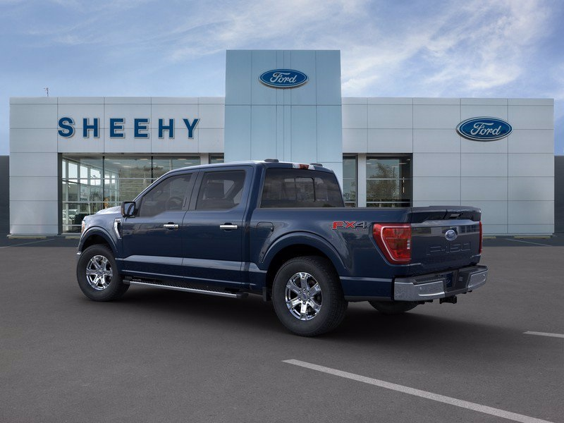 2021 Ford F-150 SuperCrew Cab 4x4, Pickup #GA76547 - photo 7