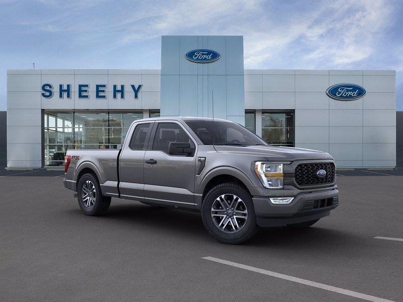 2021 Ford F-150 Super Cab 4x2, Pickup #GA76548 - photo 1