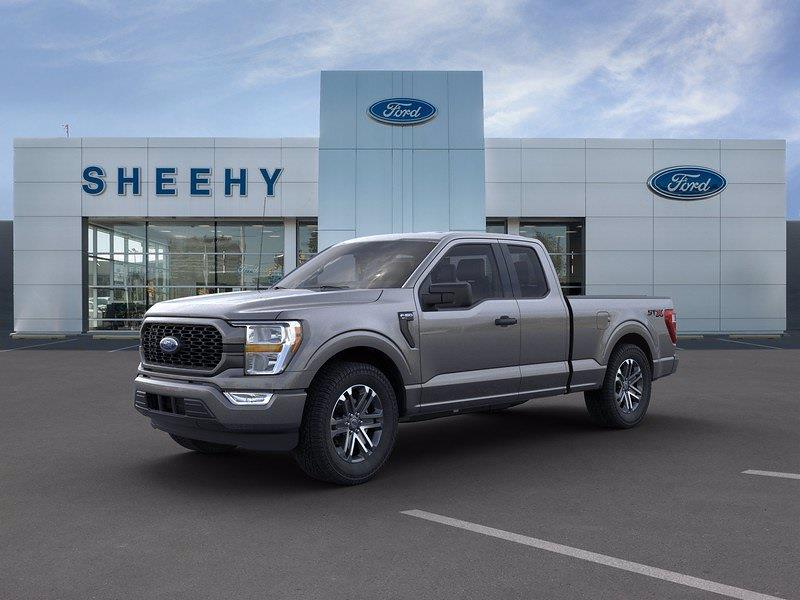 2021 Ford F-150 Super Cab 4x2, Pickup #GA76548 - photo 4