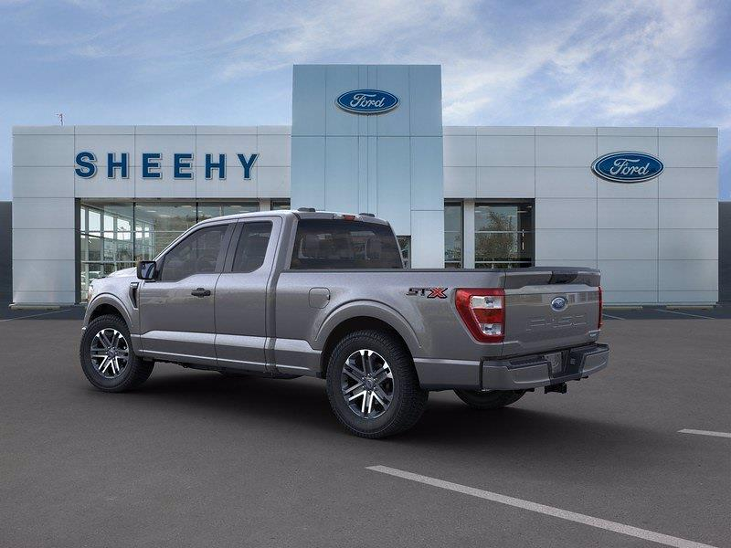 2021 Ford F-150 Super Cab 4x2, Pickup #GA76548 - photo 7