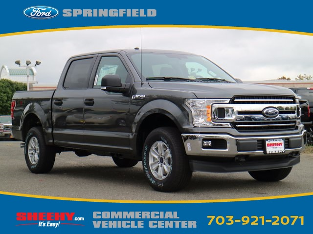 2018 F-150 SuperCrew Cab 4x4, Pickup #GA77060 - photo 3