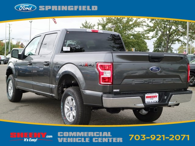 2018 F-150 SuperCrew Cab 4x4, Pickup #GA77060 - photo 2