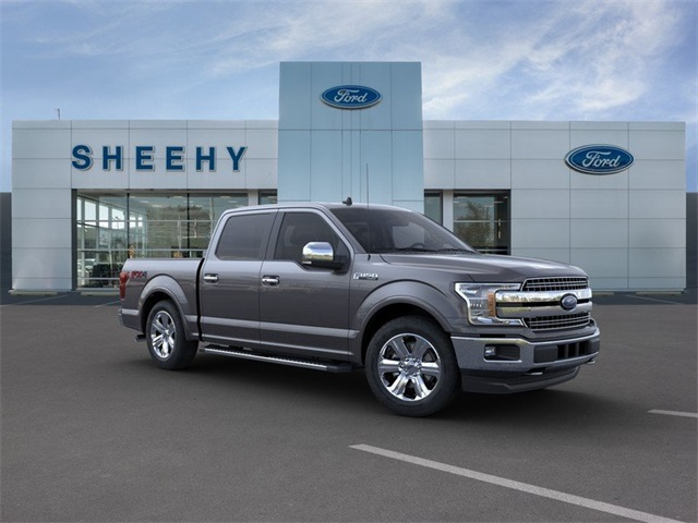 2020 F-150 SuperCrew Cab 4x4, Pickup #GA77546 - photo 7