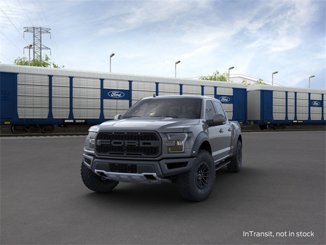 2020 F-150 SuperCrew Cab 4x4, Pickup #GA77550 - photo 3