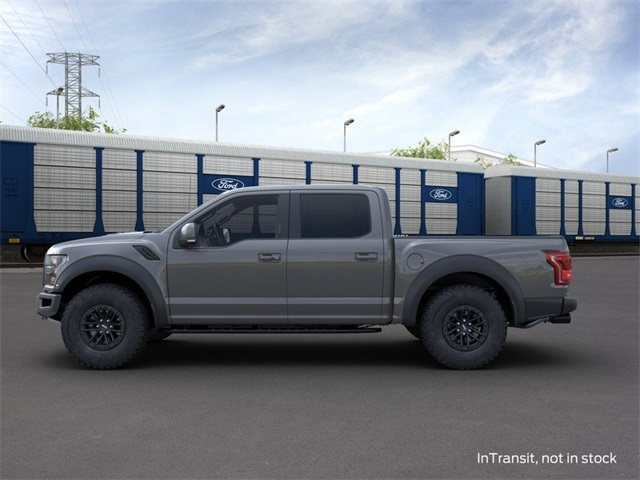 2020 F-150 SuperCrew Cab 4x4, Pickup #GA77550 - photo 4