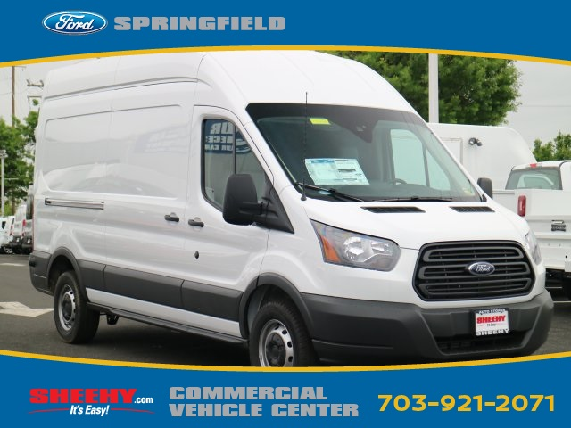 2018 Transit 250 High Roof 4x2,  Empty Cargo Van #GA78163 - photo 3