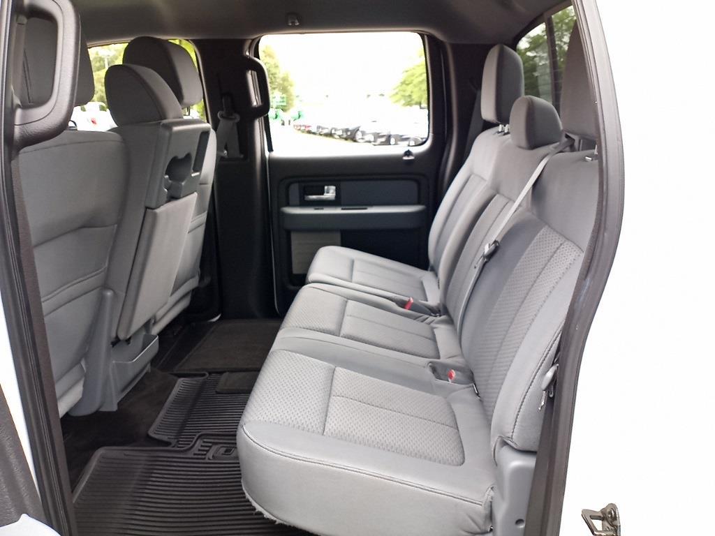 2013 Ford F-150 SuperCrew Cab 4x4, Pickup #GA78976A - photo 14