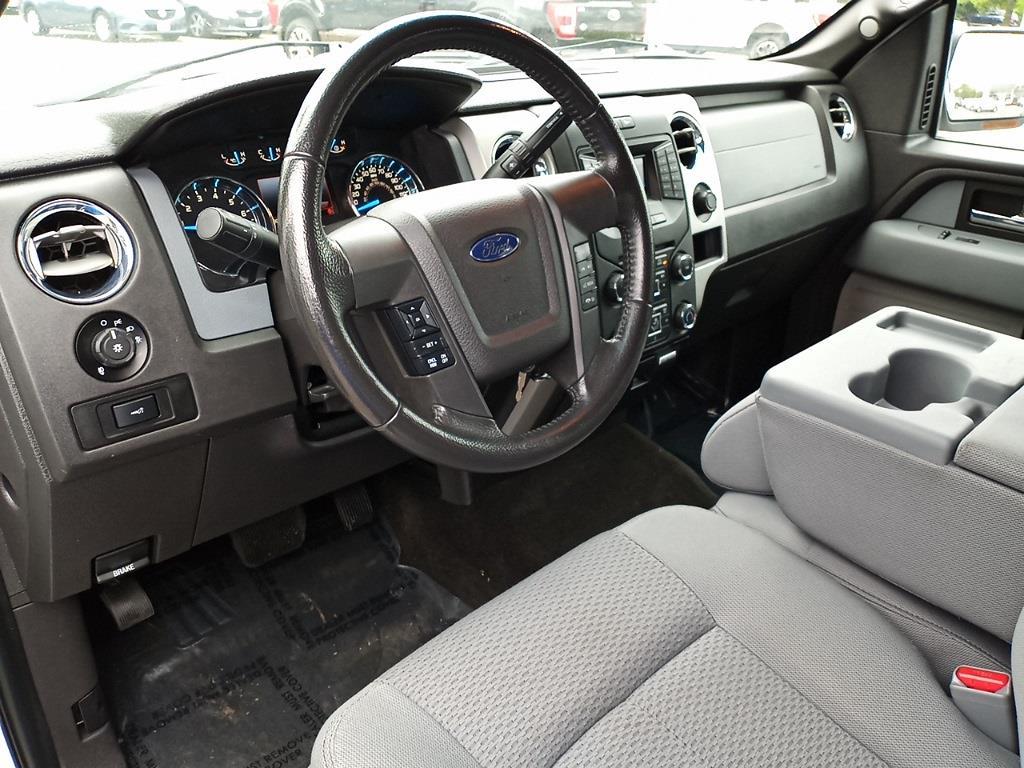 2013 Ford F-150 SuperCrew Cab 4x4, Pickup #GA78976A - photo 44