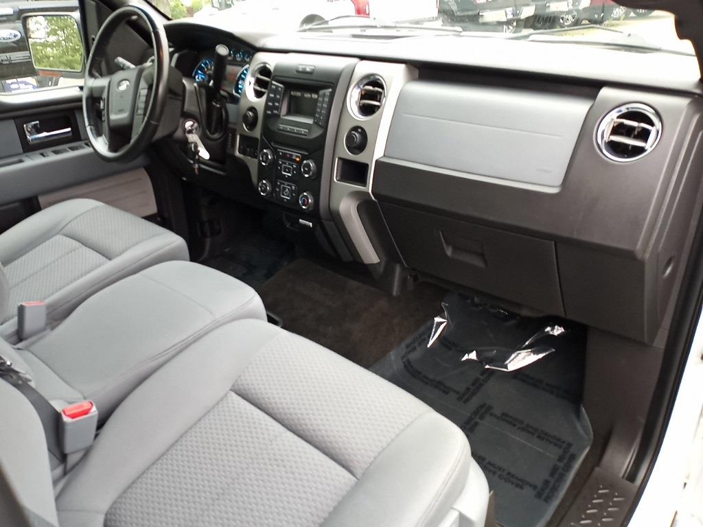 2013 Ford F-150 SuperCrew Cab 4x4, Pickup #GA78976A - photo 9